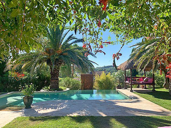 La villa CHA CHA CHA location de vacances à Draguignan