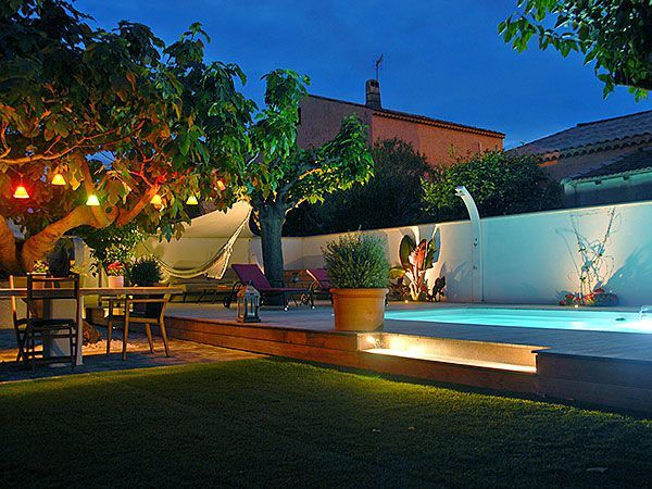 "Location appartement dans villa ""la Rascasse"" SAINT AYGULF"